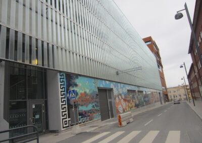 Nya Karolinska Hus U3 och U6