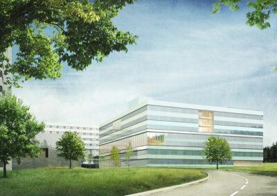 Nytt barnsjukhus, Östra Sjukhuset