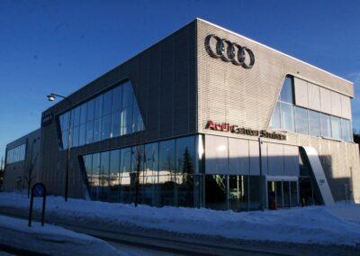 Audi Center Smista