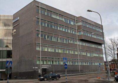 Järnvägens Hus Sundbyberg