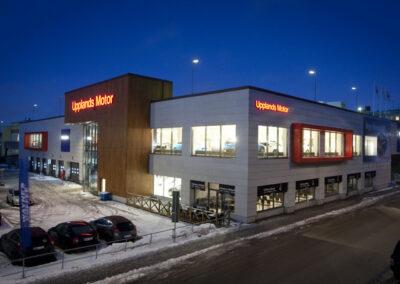 Upplands Motor Hammarby