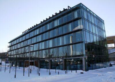White Ark Huvudkontor Katsan