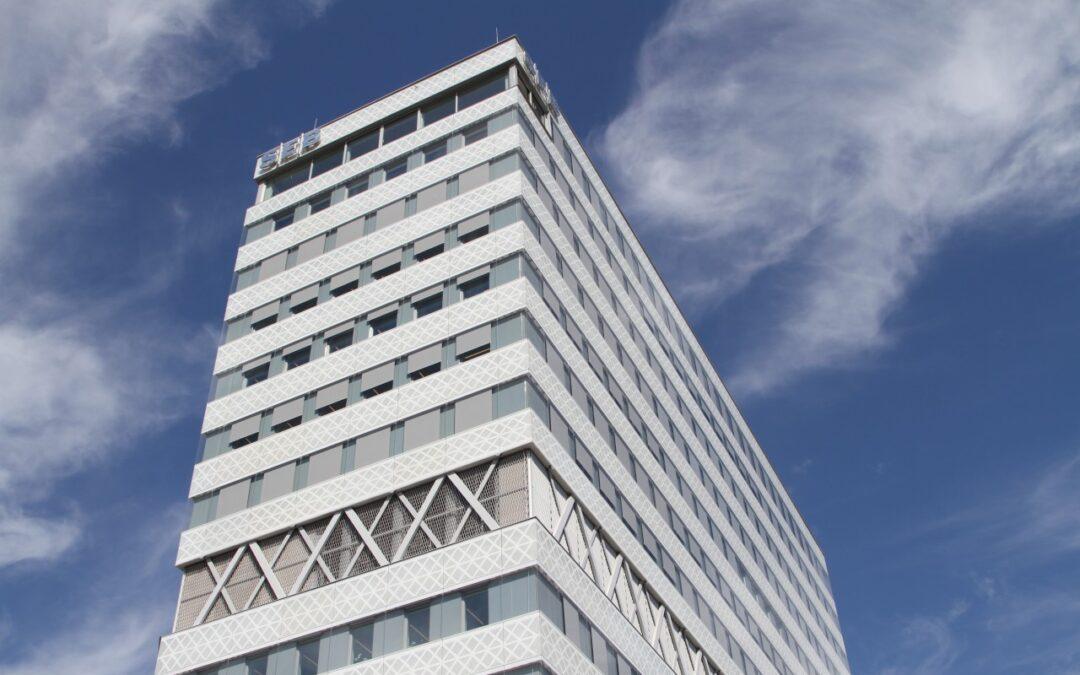 SEB Huvudkontor, Pyramiden