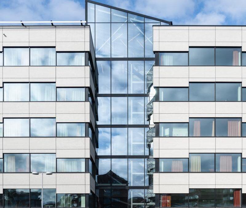 Årets BREEAM-byggnad 2019
